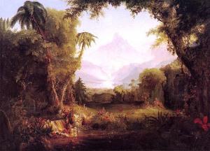 Cole_Thomas_The_Garden_of_Eden_1828